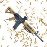 AR-15 Stock Image