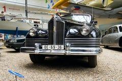 Ar ZIS 110 b od roku 1952 Zdjęcia Royalty Free