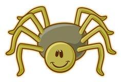 Araña ilustración del vector