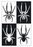 Araña Imágenes de archivo libres de regalías