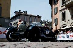 Araña clásica en Mille Miglia 2016 Fotografía de archivo