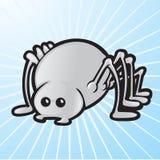 Araña del vector Imagenes de archivo