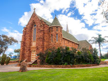 Ara的Coeli罗马天主教堂,北安普顿圣玛丽的 免版税库存图片