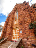 Ara的Coeli罗马天主教堂,北安普顿圣玛丽的 库存照片