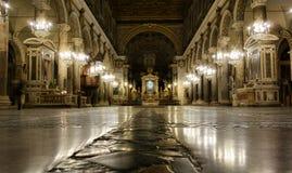 Ara Coeli在罗马 免版税图库摄影