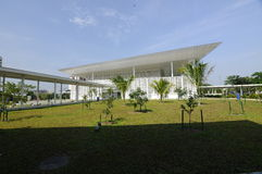Ara Damansara Mosque in Selangor, Malaysia Royalty Free Stock Photo