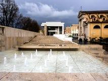 Ara Pacis Augustae, βωμός της ειρήνης Augustan, Ρώμη Στοκ Φωτογραφίες
