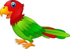 Ara ptaka kreskówka Zdjęcia Royalty Free