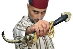 Arab Royalty Free Stock Photography