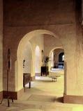 Arab architecture Royalty Free Stock Image