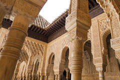 Arab architecture Royalty Free Stock Photography