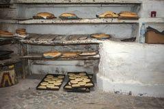 Arab bakery royalty free stock image