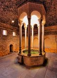 Arab Baths, Girona, Spain Royalty Free Stock Image