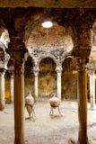 Arab baths in Majorca old city Stock Photos