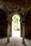 Arab baths in Majorca old city Royalty Free Stock Image