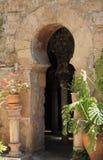 Arab baths in Palma de Mallorca Royalty Free Stock Photography