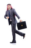 Arab businessman isolated Stock Photos