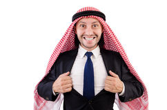Arab businessman Stock Photos