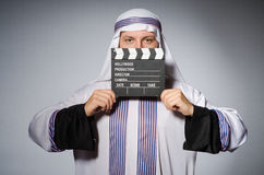 Arab businessman Royalty Free Stock Image