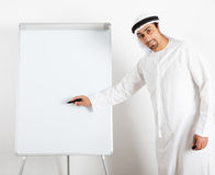 Arab businessman Royalty Free Stock Photos