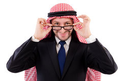 Arab businessman Stock Image
