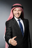 Arab businesssman Stock Photography