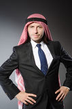 Arab businesssman Royalty Free Stock Photography