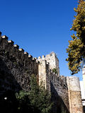The Arab Castle in the Stylish Town of Marbella on the Costa del Sol Spain Royalty Free Stock Photo