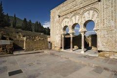 Arab Castles. Arab defensive castles in southern Spain Stock Photos