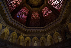 Arab ceiling Stock Images