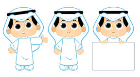Arab Child Royalty Free Stock Photos