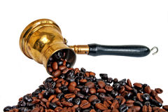 Arab coffee pot Royalty Free Stock Photography