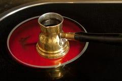 Arab coffee pot Royalty Free Stock Photography