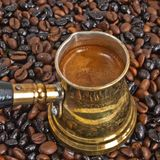 Arab coffee pot Royalty Free Stock Photos
