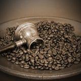 Arab coffee pot Royalty Free Stock Photo