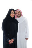 Arab Couple Stock Image
