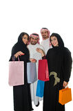 Arab Couples Stock Images