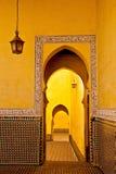 Arab courtyard II Royalty Free Stock Images