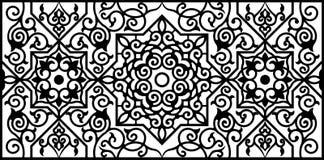 Arab cover vector illustration