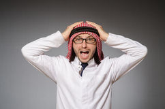 Arab doctor Royalty Free Stock Images