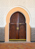 Arab door Stock Photos