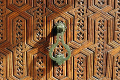 Arab door detail Stock Image