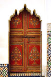 Arab door Royalty Free Stock Image