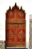 Arab door Royalty Free Stock Image