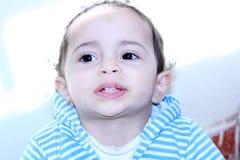 Arab egyptian baby girl Stock Photos