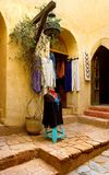 Arab fashing shop - Morocco Royalty Free Stock Image