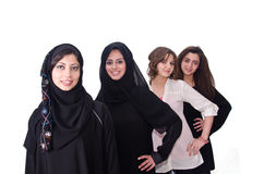Arab Female Royalty Free Stock Images