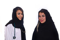 Arab female doctor Royalty Free Stock Images