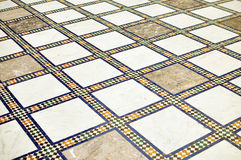 Arab floor Royalty Free Stock Photo
