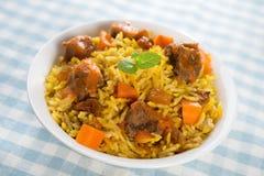 Arab food. Royalty Free Stock Photo